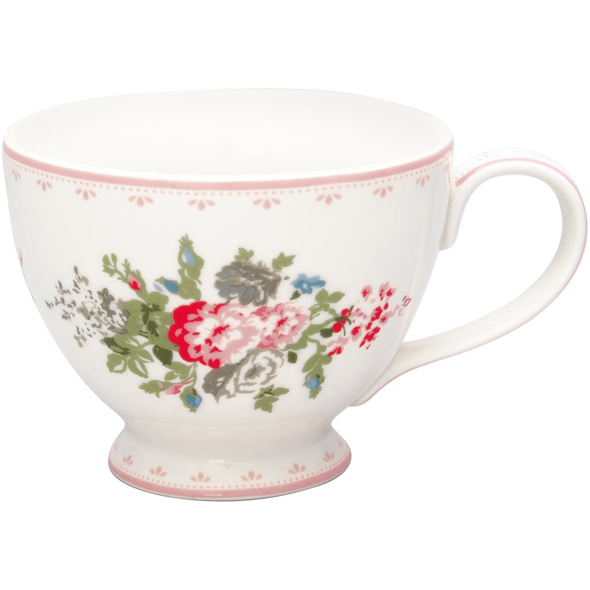 Greengate Teacup Petricia pale pink Becher Limitierte Kollektion