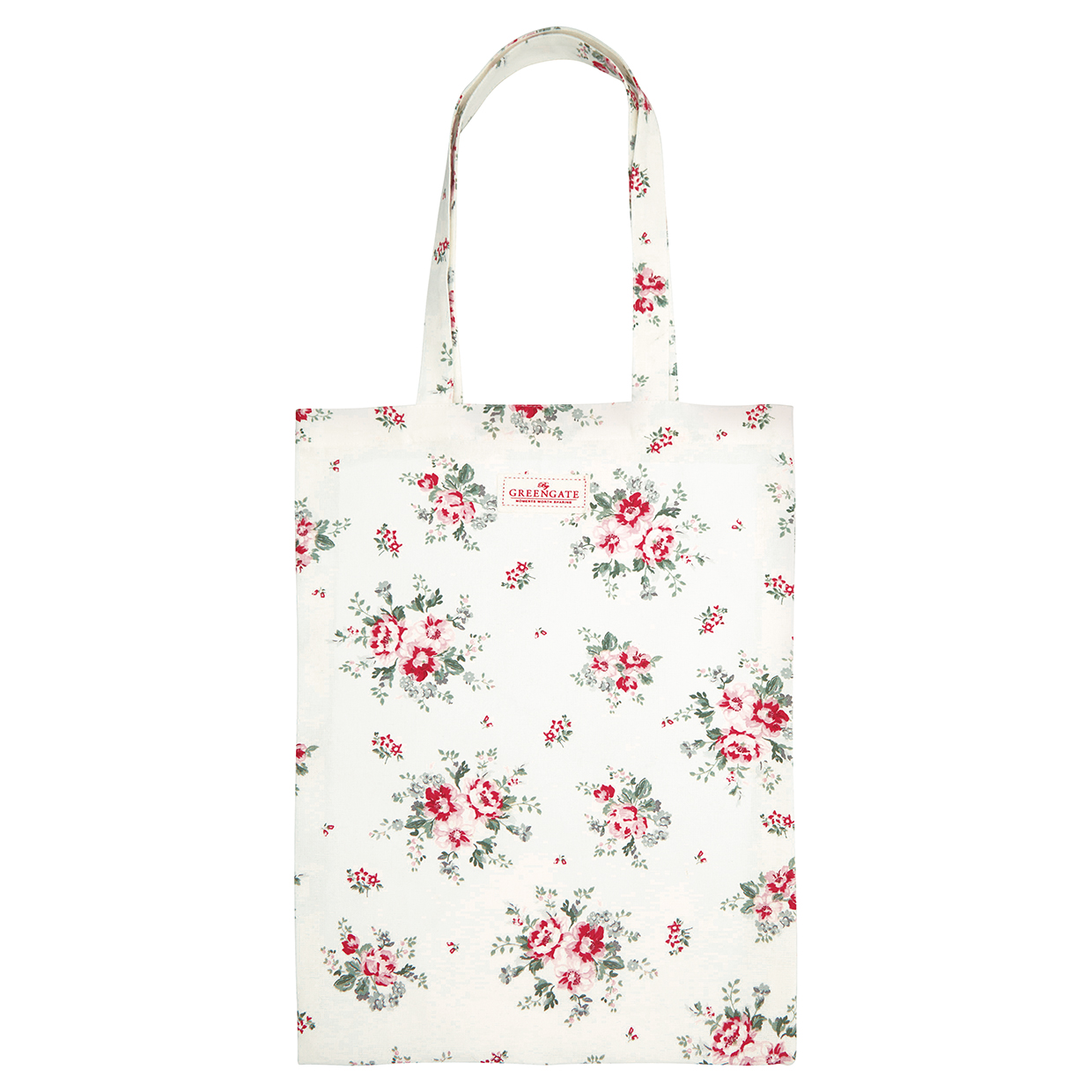 Greengate Stofftasche Elouise white