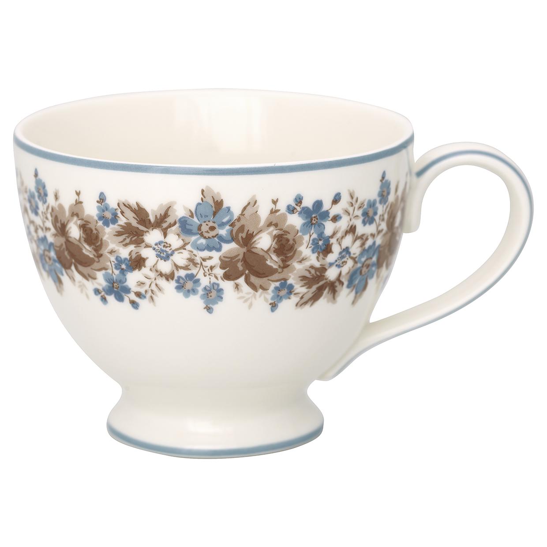 Greengate Teacup Marie beige Becher Limitierte Kollektion