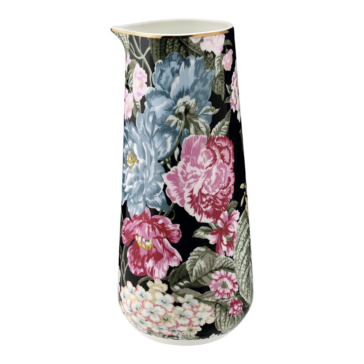 Greengate Krug oder Vase Adele black