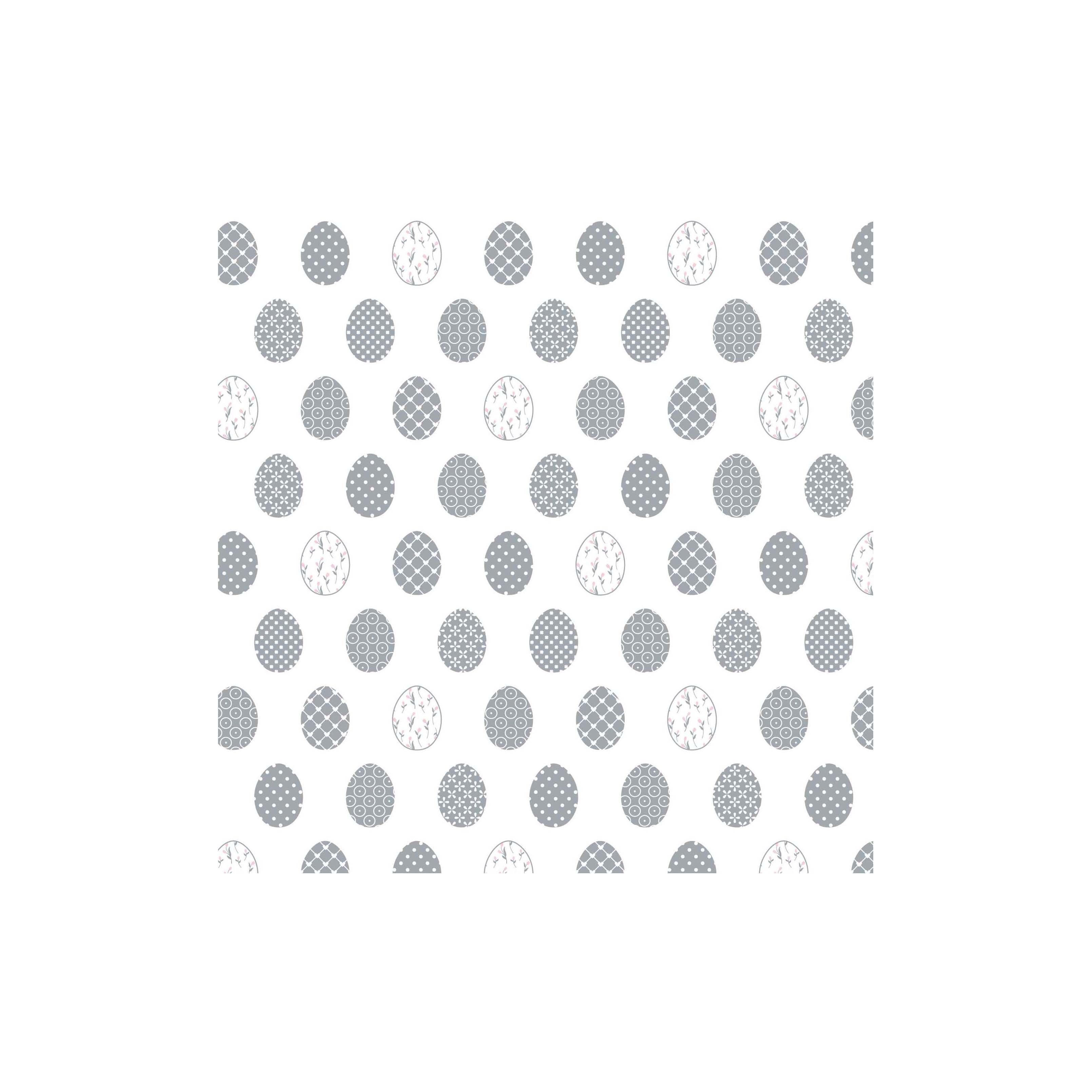 Krasilnikoff Papierservietten Ostereier