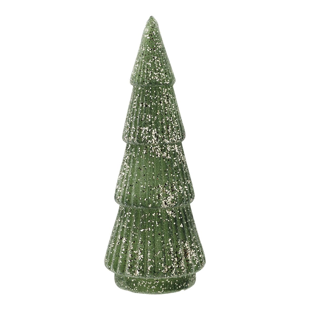 Greengate Weihnachtsbaum Joselyn groß Glas