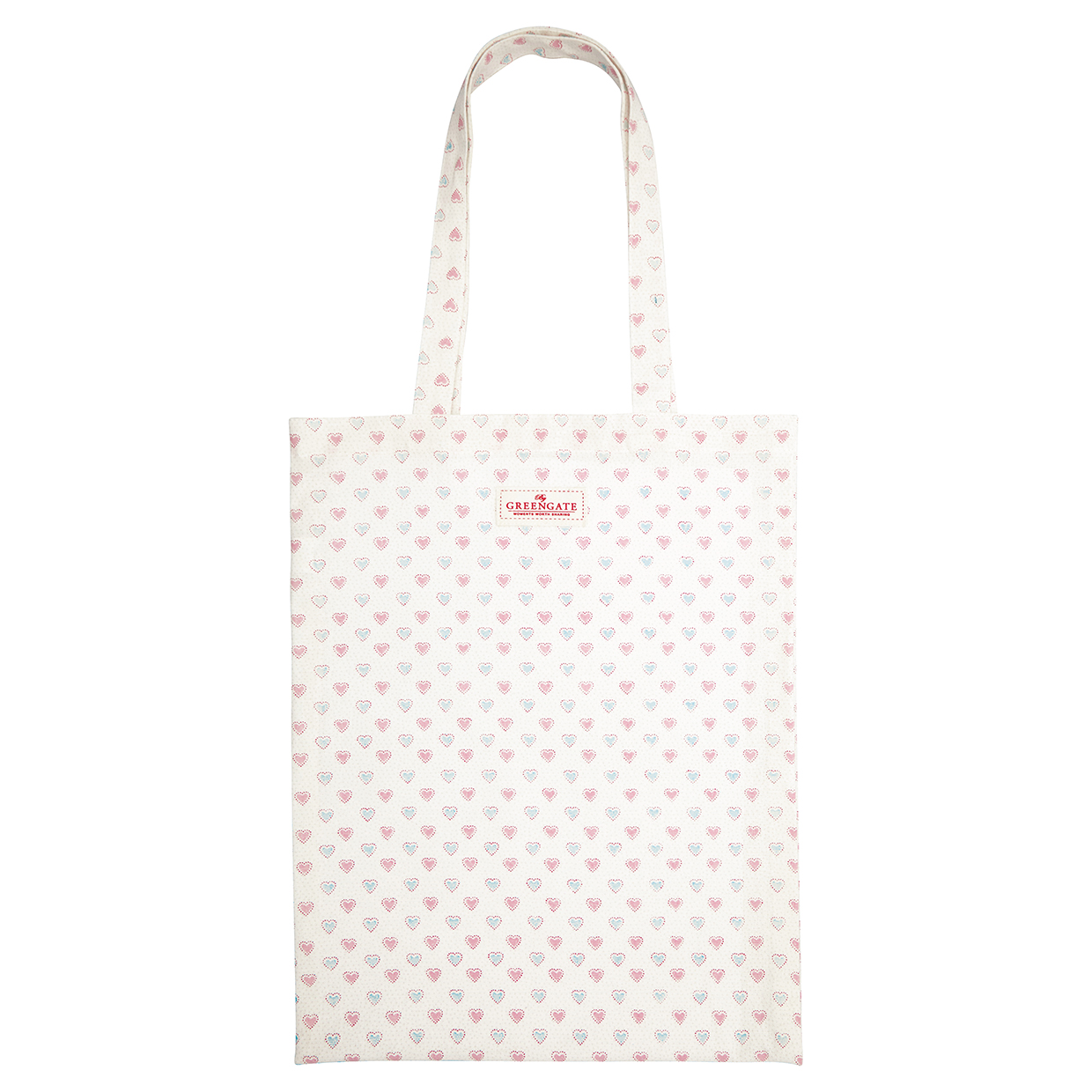 Greengate Stofftasche Penny white