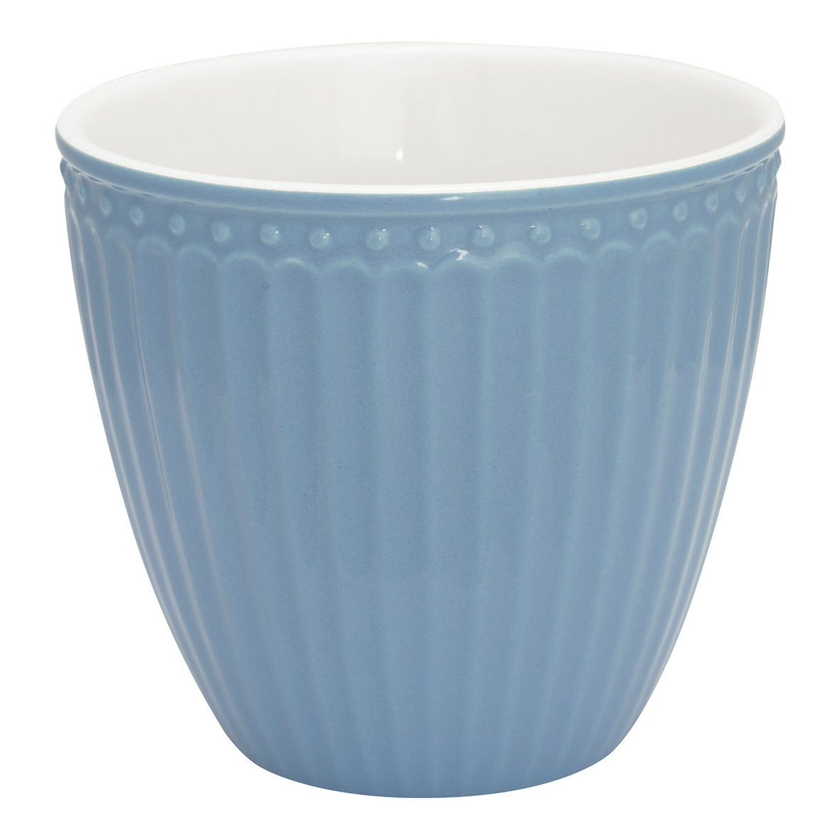 Greengate Lattecup Alice sky blue Everyday Collection