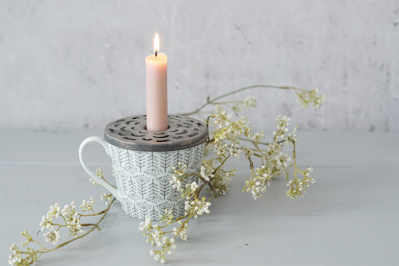 Krasilnikoff Kerzendeckel für Happy Cups 10 cm